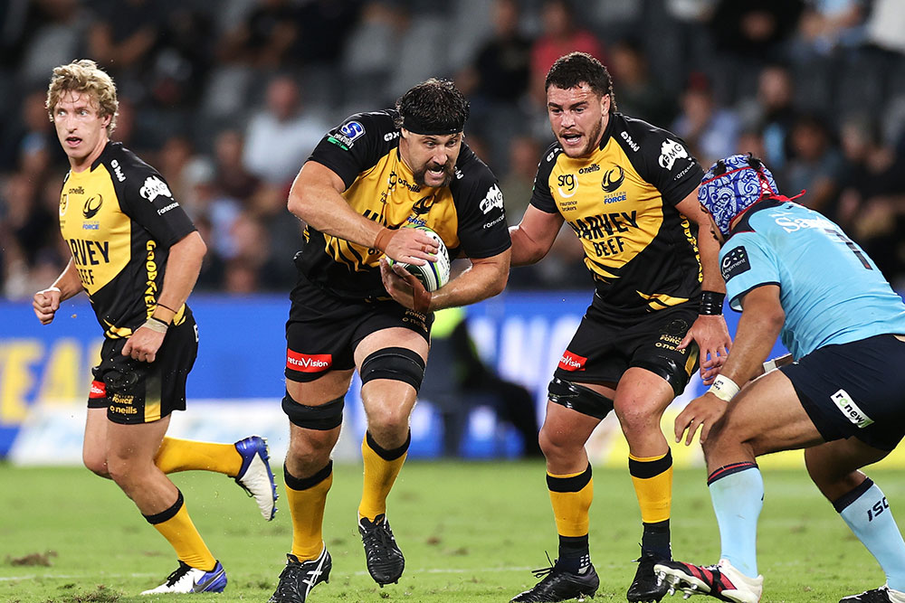 Harvey Norman Super Rugby AU Round Three: Waratahs v Western Force