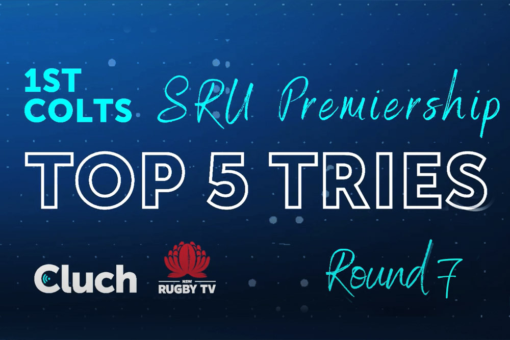1st Colts RD7 Top 5 Tries