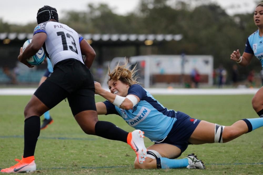 FULL REPLAY: Waratahs vs Fijiana