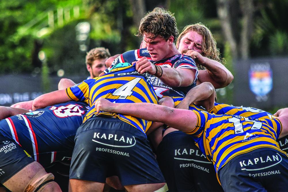 2019 Round 1 Highlights: Sydney University v Eastern Suburbs
