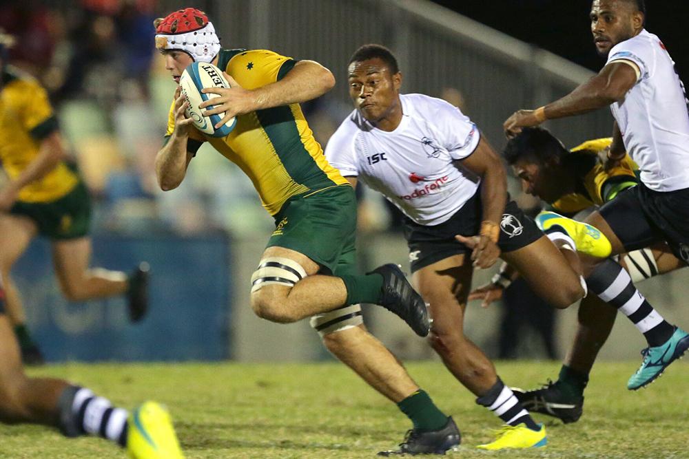 Oceania Rugby U20s Championship: Junior Wallabies vs Fiji