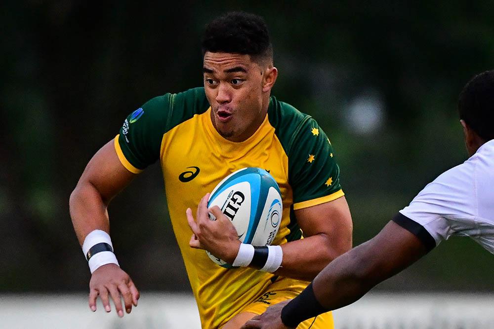 FULL REPLAY Oceania U20s: Junior Wallabies vs Fiji
