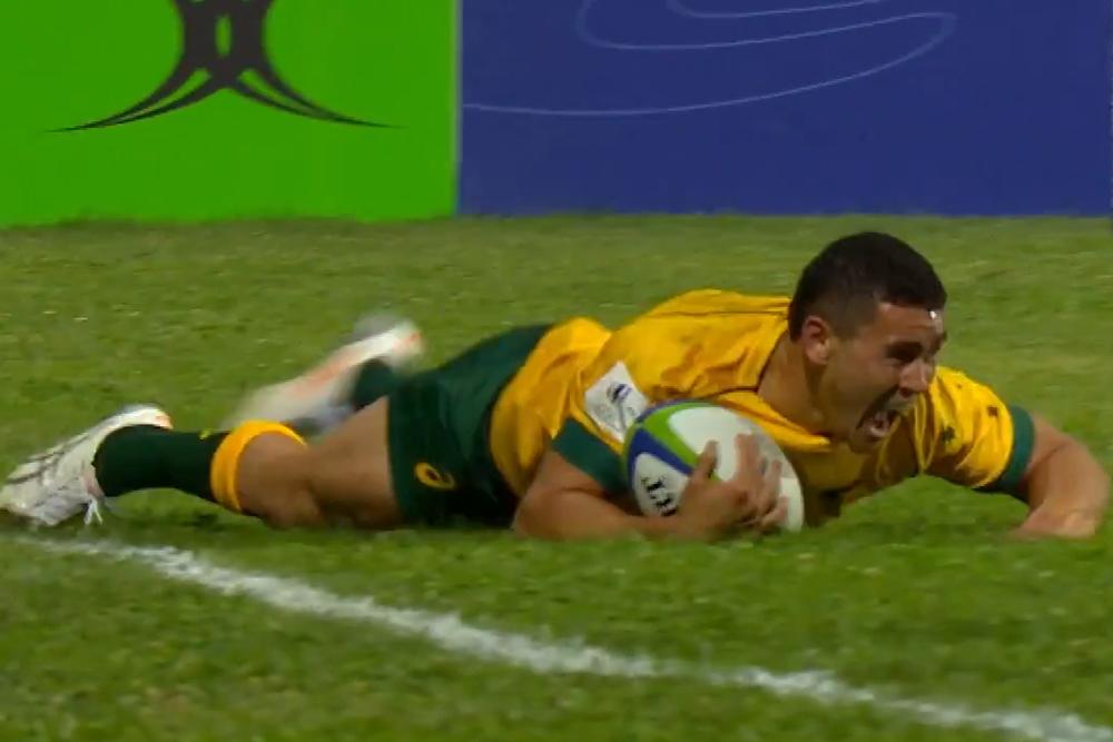 Aussie U20s snatch late win against Wales