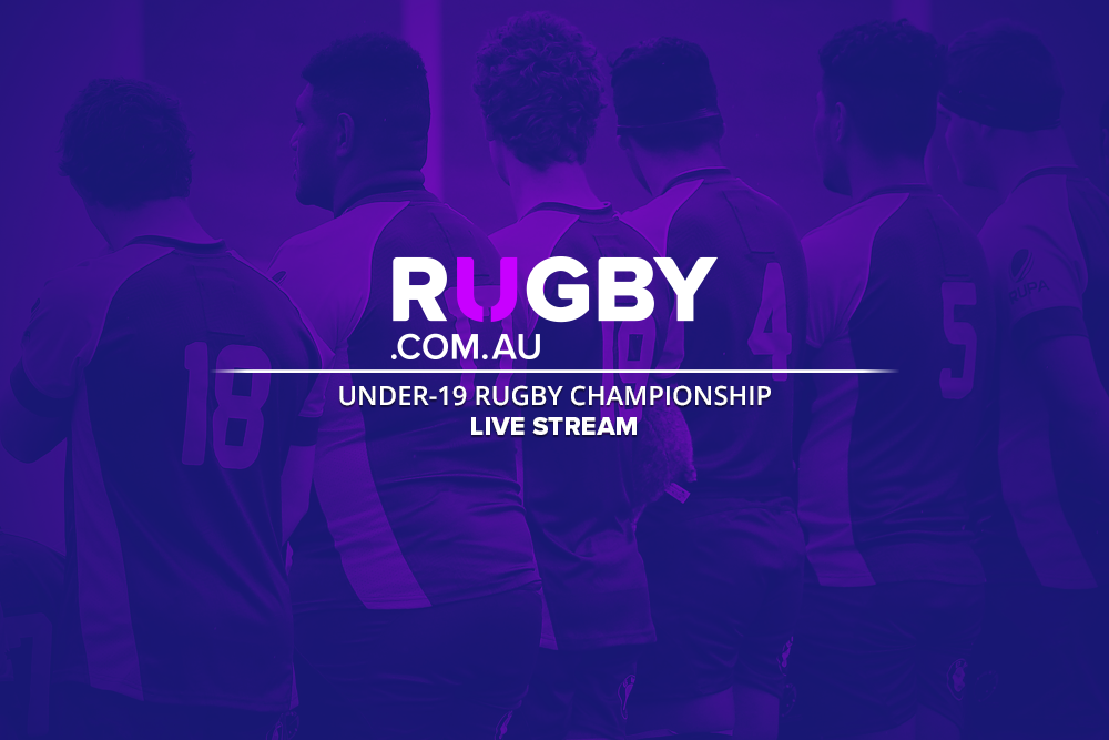 2019 U19s Rugby Championship: Round Two