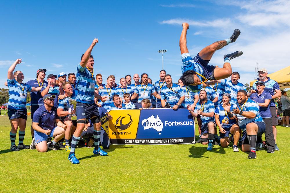 2020 FMG Reserve Grade Division 1 Grand Final - Palmyra v Cottesloe
