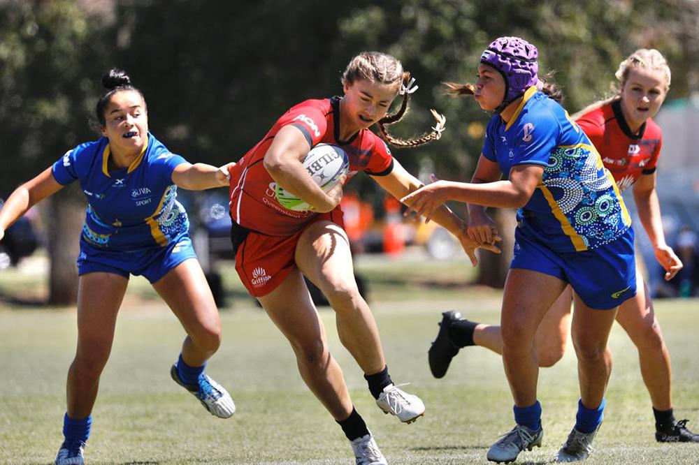 AON Uni7s Round 3 - Adelaide Day 1