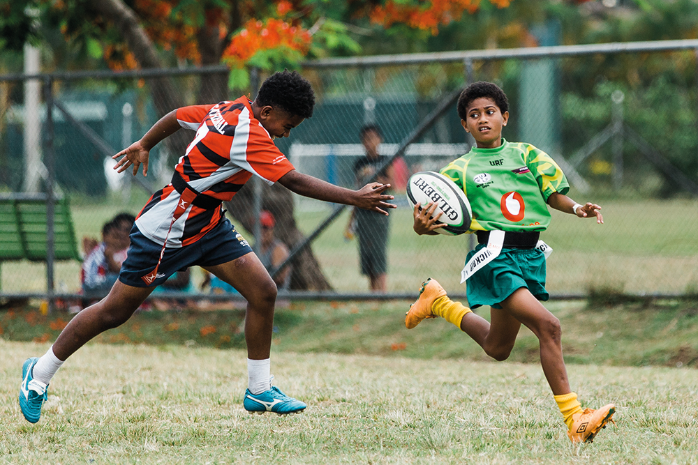 A look at the largest GIR festival in the Pacific the 2017 Crest West Kids Festival