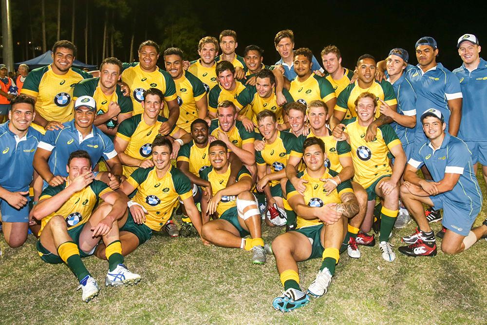 Historic win for the Australia U20s over New Zealand