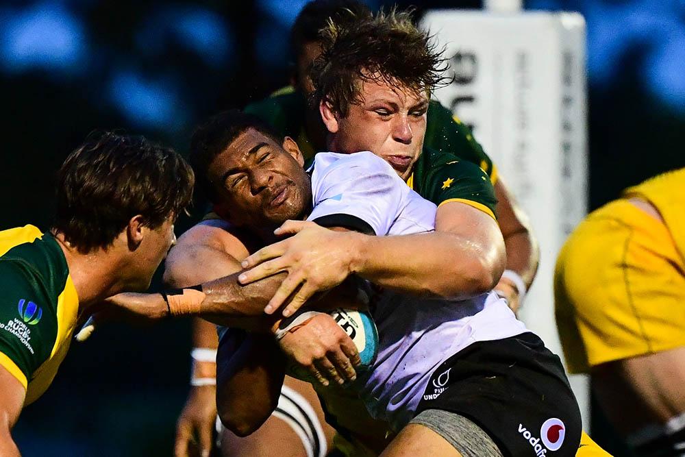 Oceania U20s: Junior Wallabies vs Fiji