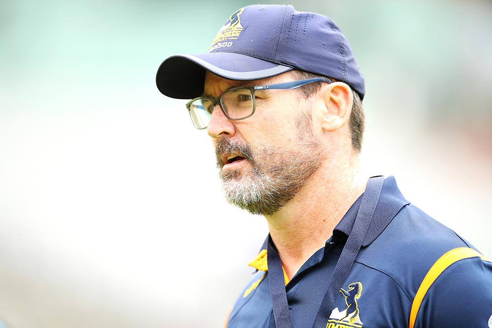 Dan McKellar to finish his time with the Plus500 Brumbies after 2022