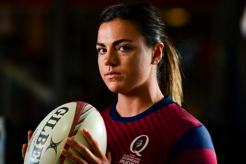 Walking with Wallaroos: Cross-code star Millie Boyle pushing for Test rugby return