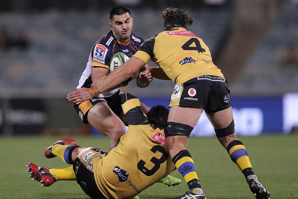 Vodafone Super Rugby AU Round Nine: Brumbies vs Force