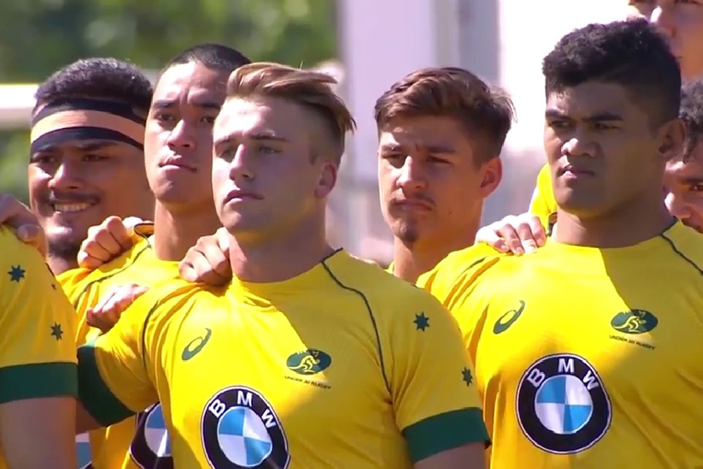 Aussie U20s make it two from two