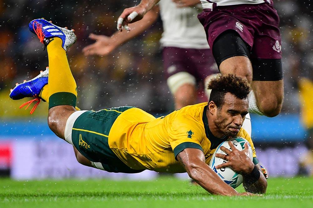 Rugby World Cup 2019: Australia vs Georgia, Shizuoka