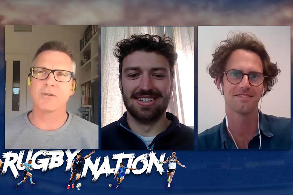 The Rugby Nation show: James Ramm & Dane Haylett-Petty