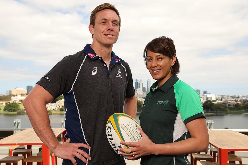 Perth to host Wallabies & Wallaroos double header