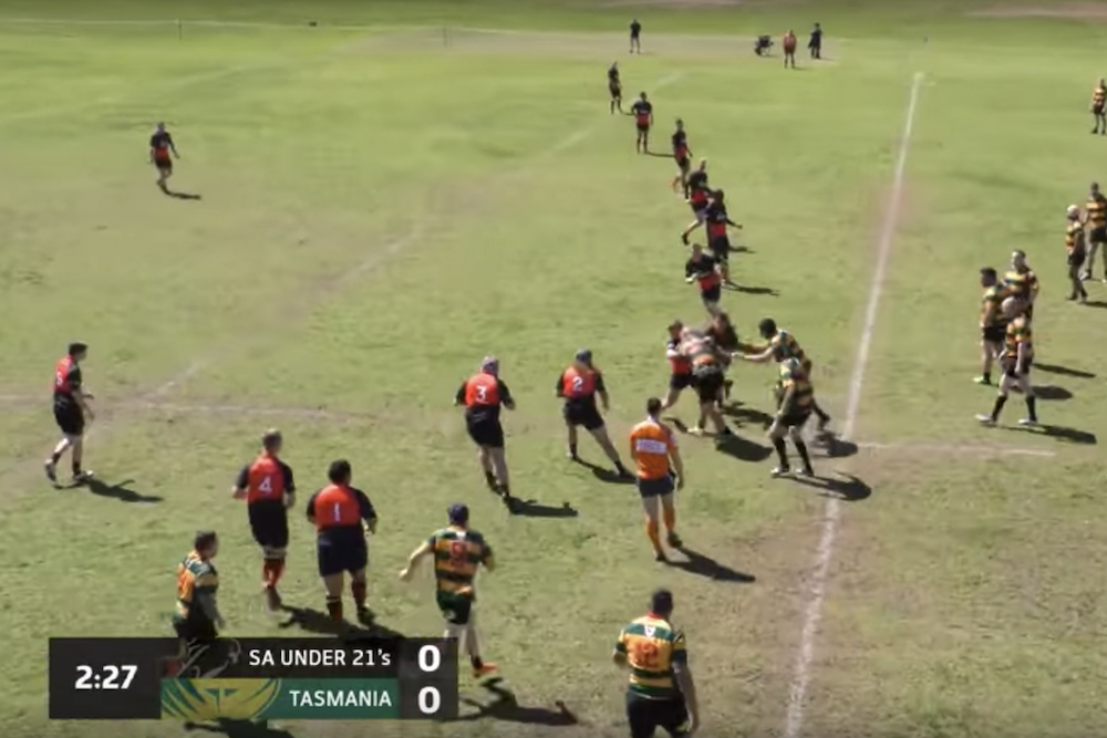Emerging States Championships Tasmania vs South Australian Under 21s