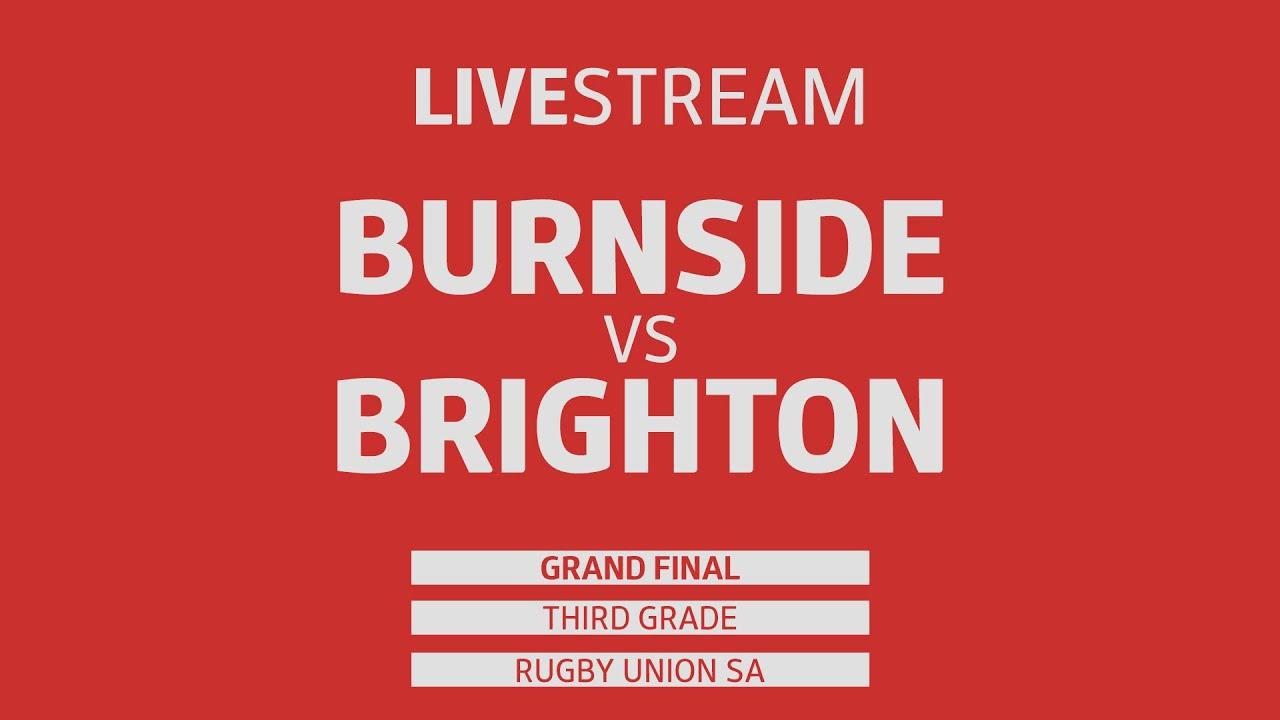 Burnside v Brighton Third Grade Grand Final