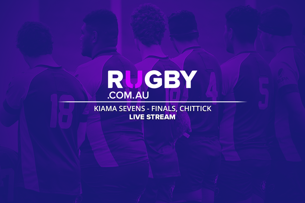 FULL REPLAY: Kiama Sevens Finals: Chittick Oval from 4:30pm AEDT