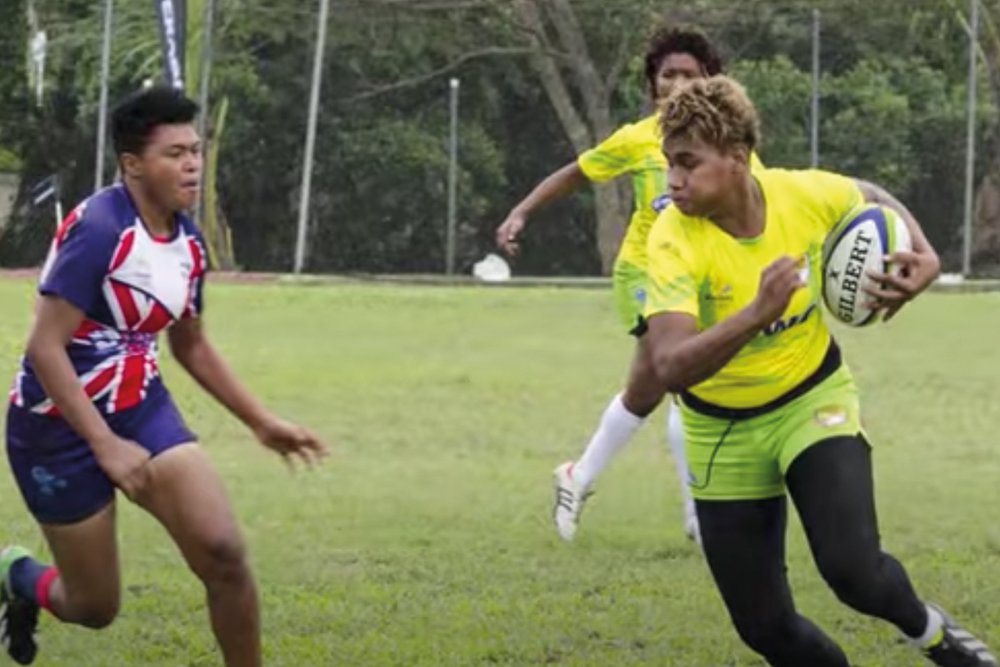 Oceania Rugby: Fijian influencers explain how they got into rugby