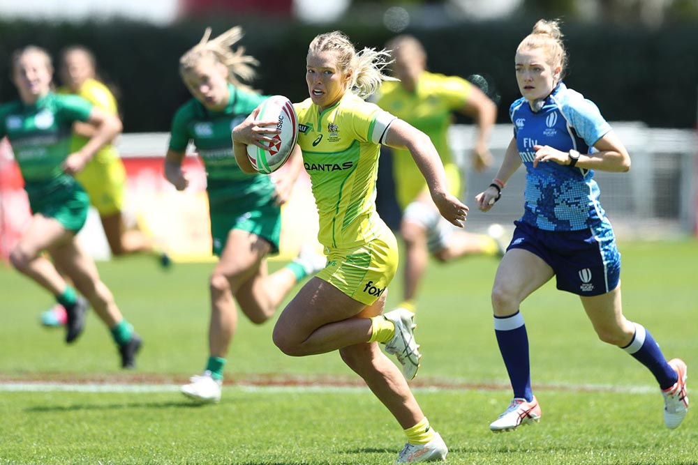 Biarritz Sevens: Day one & two