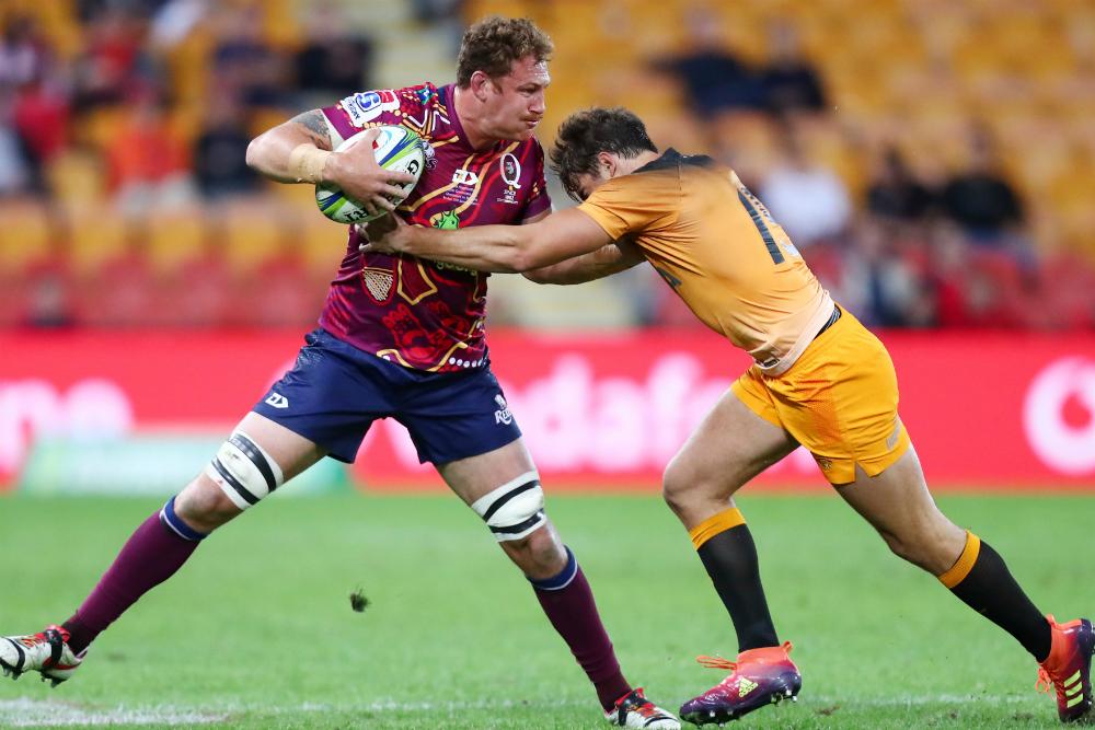 Super Rugby 2019 Round 16: Reds vs Jaguares