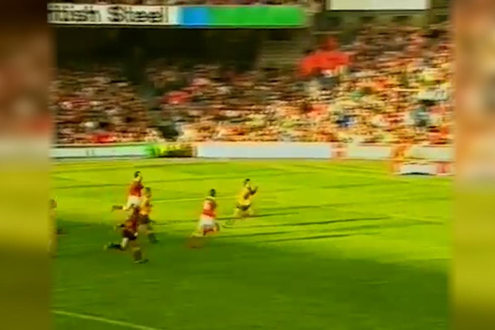 CLASSIC MATCHES: Wales v Australia 1991 World Cup