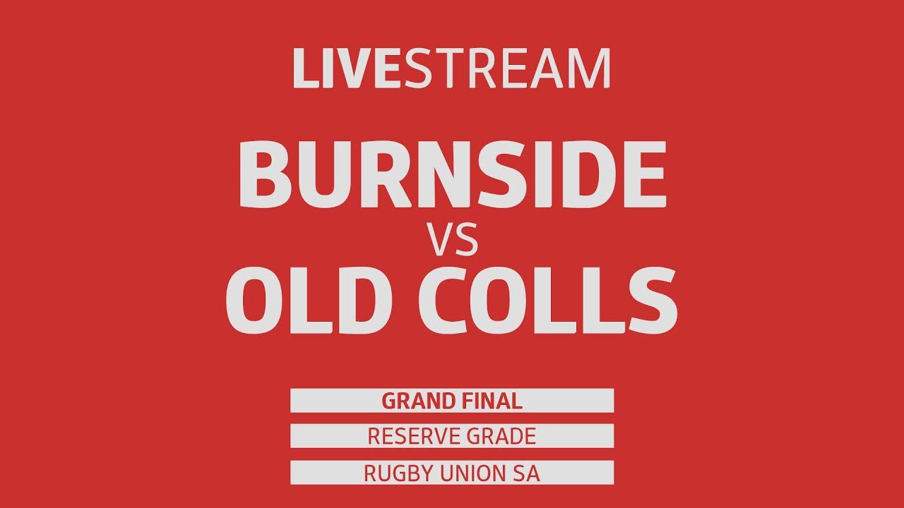 Burnside v Old Collegians Reserve Grand Final