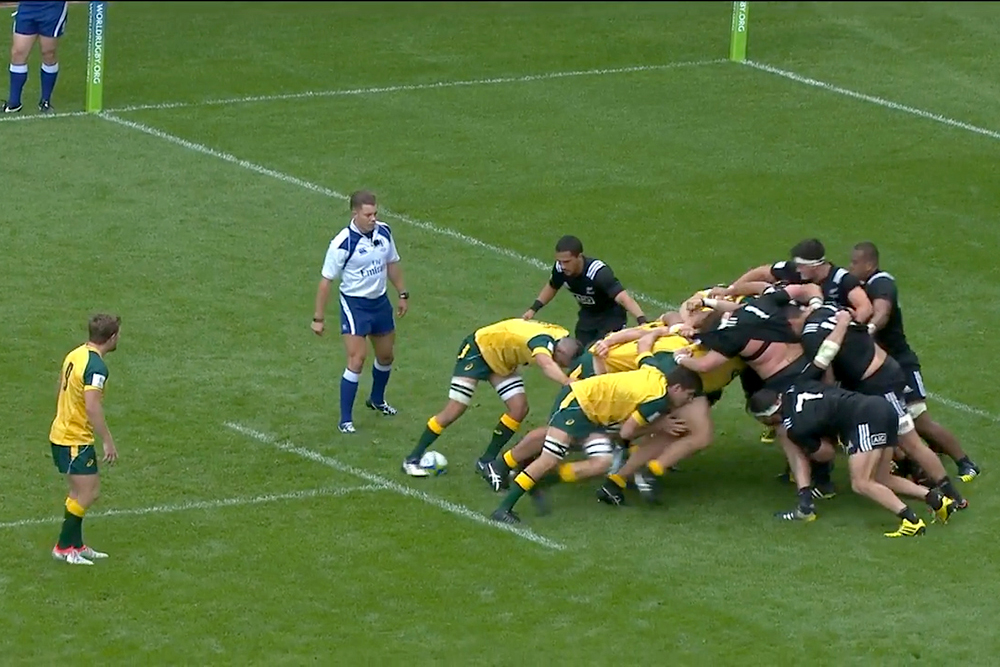 Australian U20s go down to New Zealand in Manchester