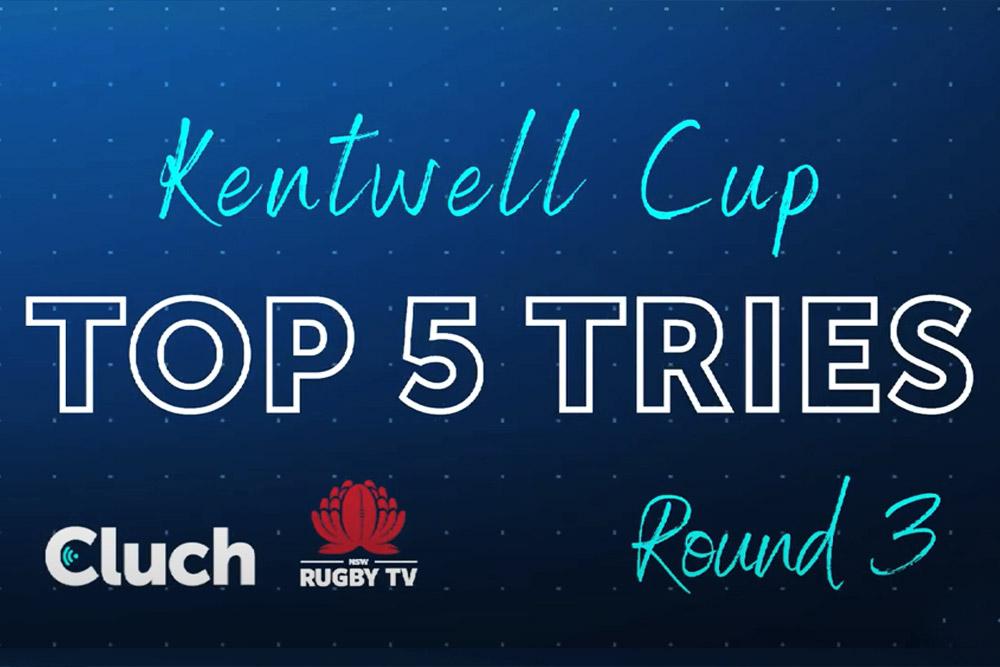 2021 Kentwell Cup RD 3 - Top 5 tries