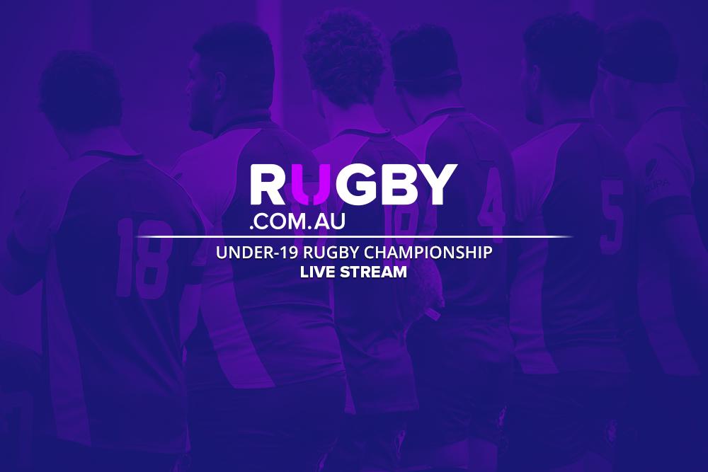 2019 U19s Rugby Championship: Round 3