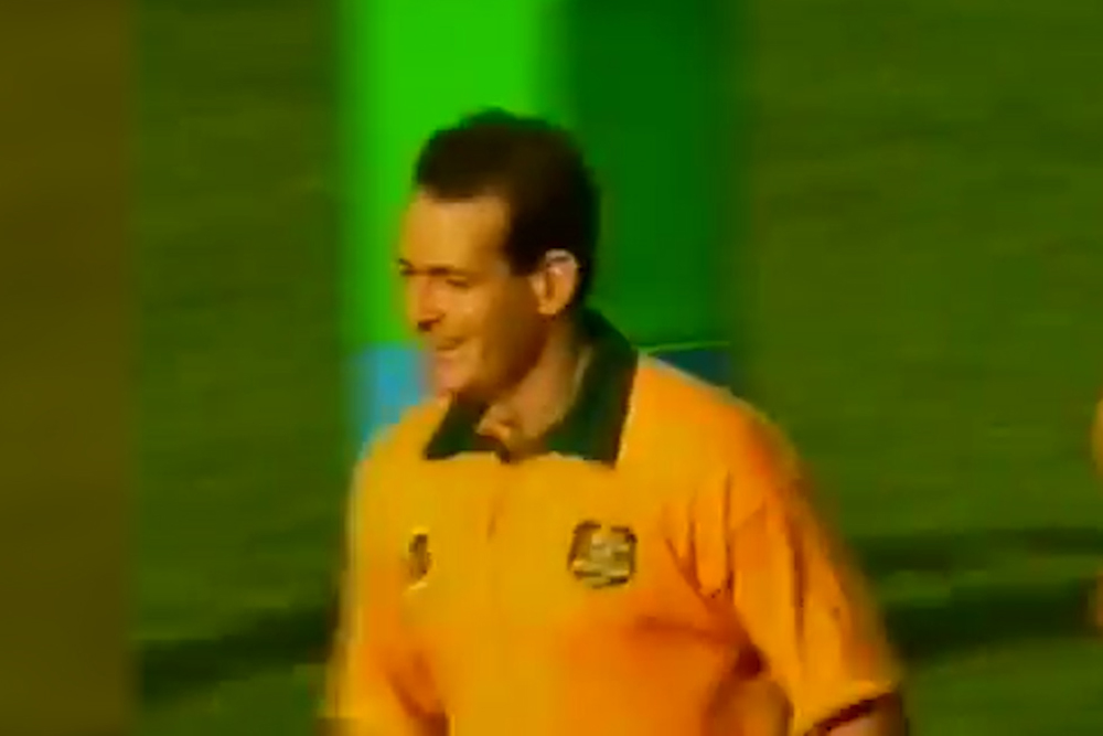 Wales v Australia 1991 World Cup 720 Campo