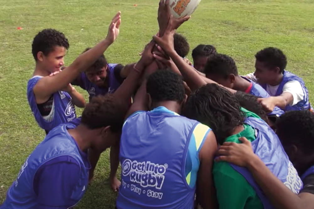 Fiji welcomes more girls and women to rugby