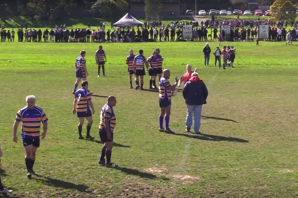 2019 Masters Exhibition - Power House v Souths