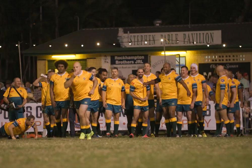 Highlights: Classic Wallabies at Beef Australia 2021