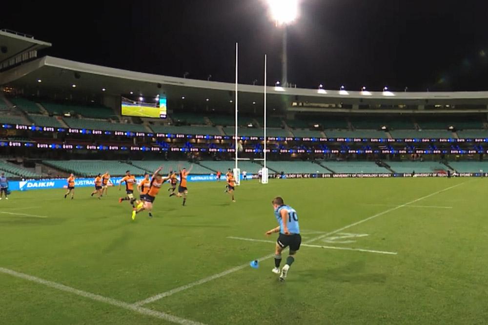 Harvey Norman Super Rugby AU Round Seven: Waratahs v Brumbies