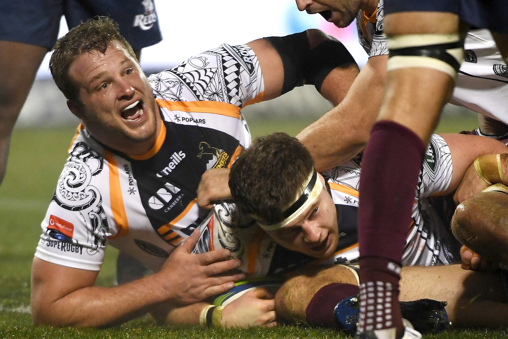 Super Rugby 2019 Round 18: Brumbies vs Reds
