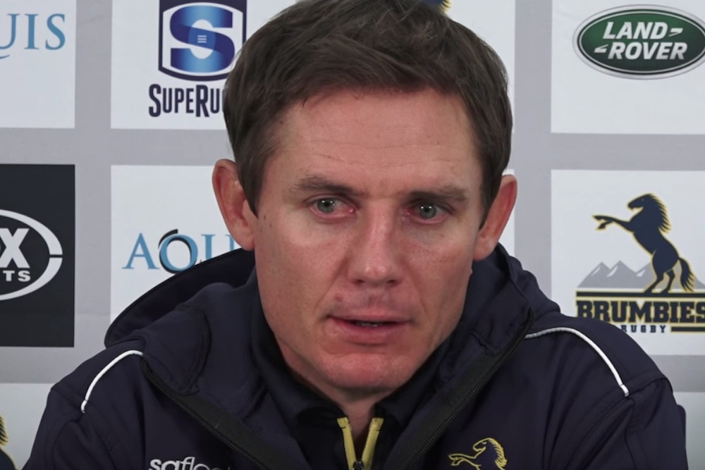Brumbies v Chiefs Post Match Press Conference