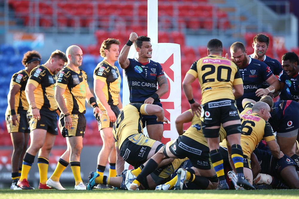 Vodafone Super Rugby AU Round Ten: Rebels vs Force