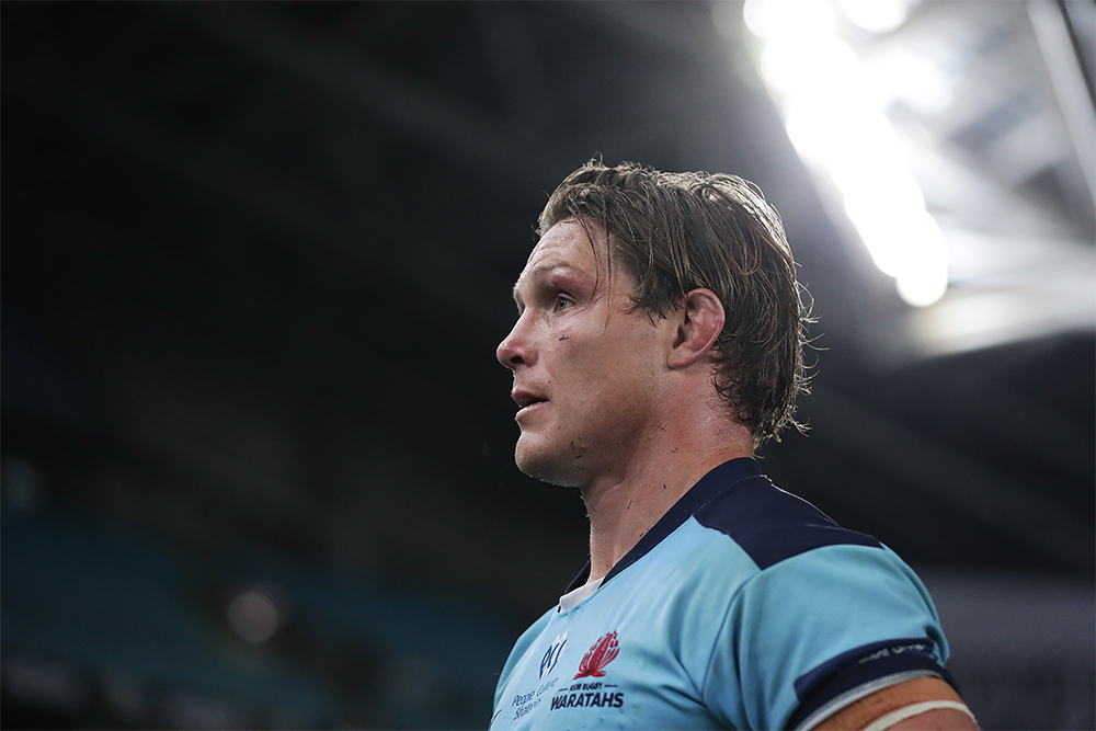 A Special Message from Michael Hooper to the Waratahs Supporters