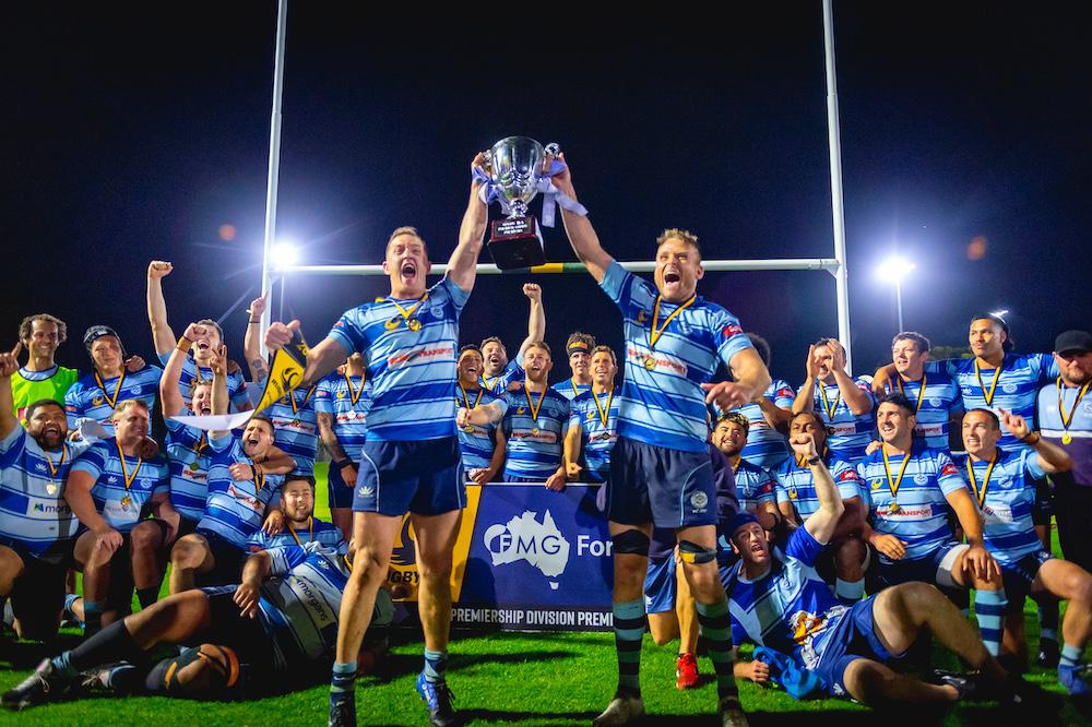 2020 Fortescue Premiership Grand Final - Associates v Cottesloe