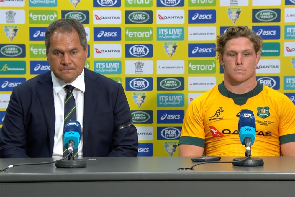 Bledisloe Cup Four: Australia press conference
