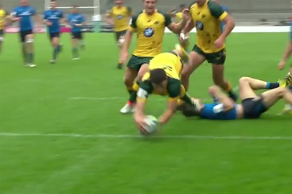 Australian U20s secure significant win over Italy