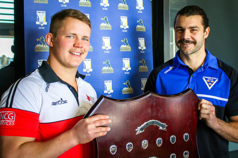 John I Dent Cup: Royals and Vikings ready for Grand-Final grudge match