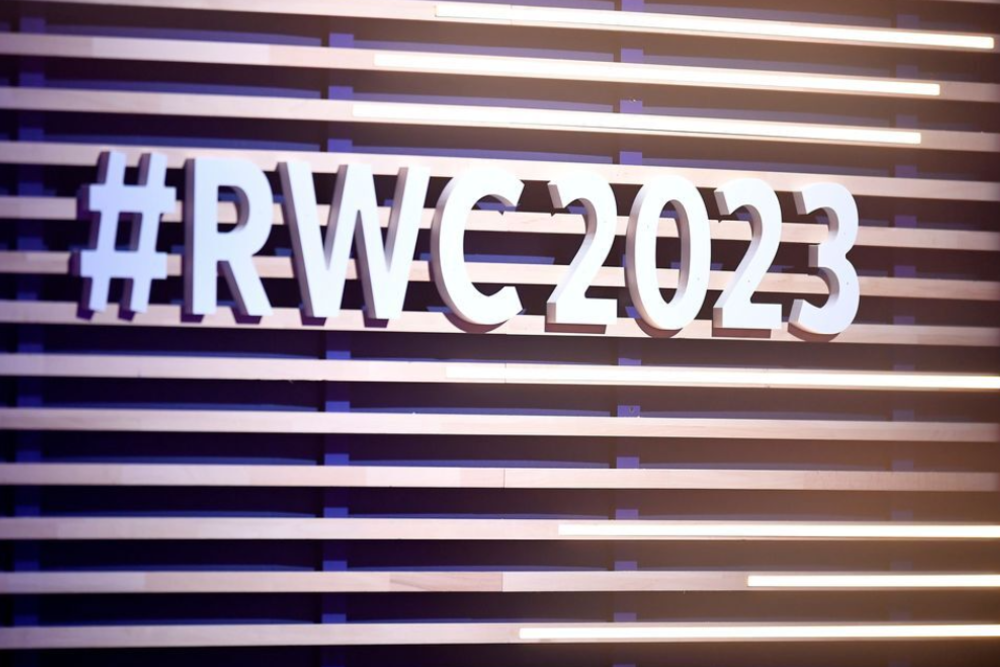 Rugby World Cup 2023 in France will feature increased rest periods for all teams.