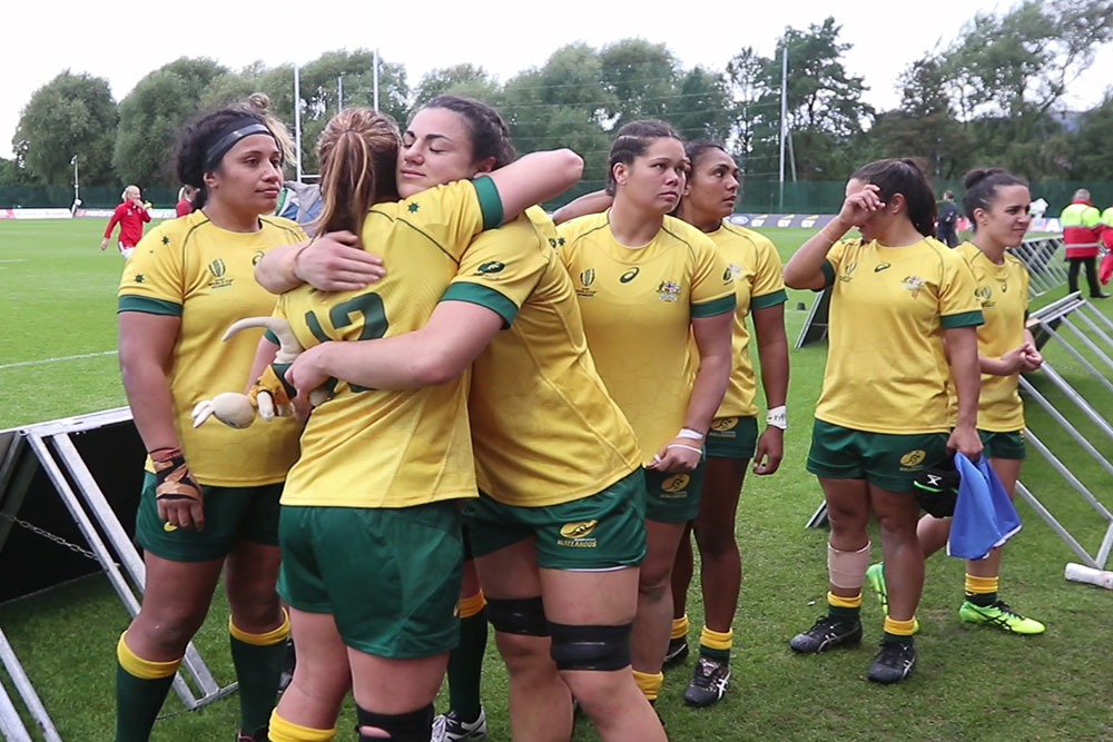 Wallaroos World Cup campaign comes to a close