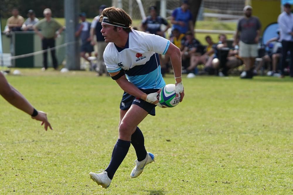 U18 Academy Series: NSW Gen Blue vs Brumbies