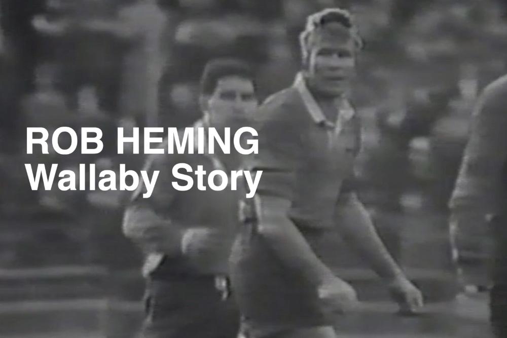 Rob Heming Story