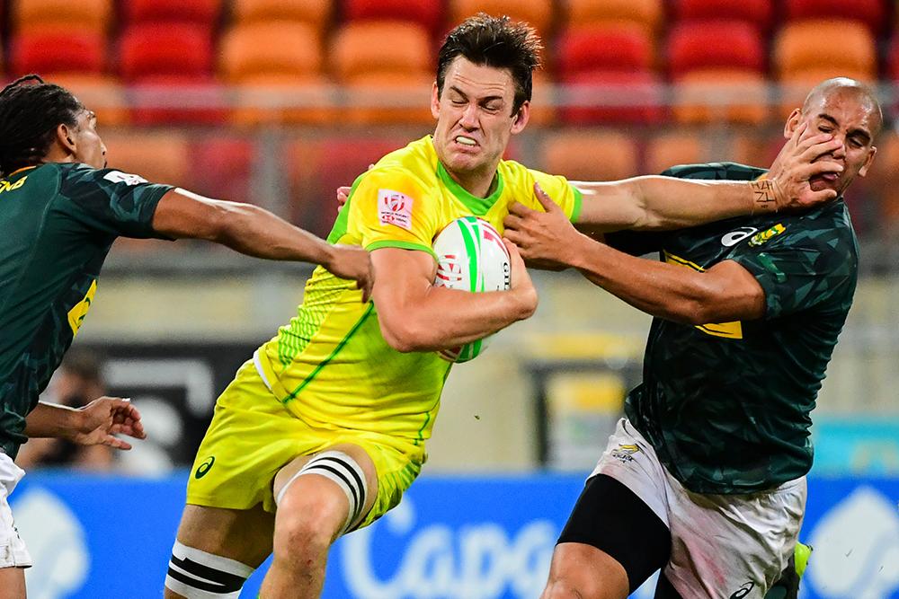 Sydney 7s: Aussie Men vs South Africa