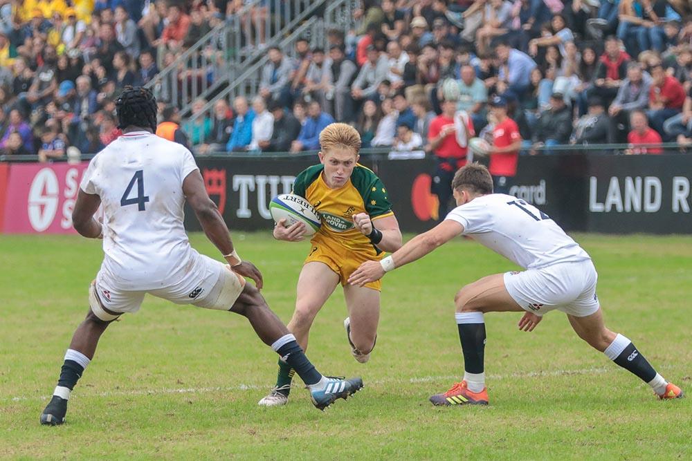 World Rugby U20s Championships: Junior Wallabies vs England